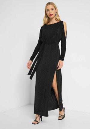 IN GLANZOPTIK - Cocktail dress / Party dress - schwarz