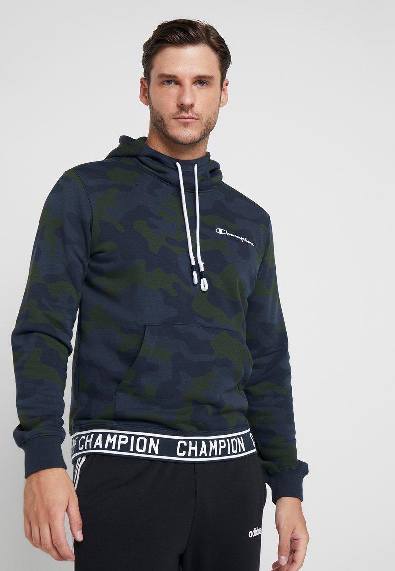 Champion - HOODED  - Hættetrøjer - olive
