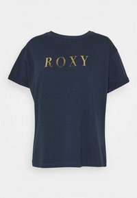 Roxy - EPIC AFTERNOON WORD - Print T-shirt - mood indigo - 0