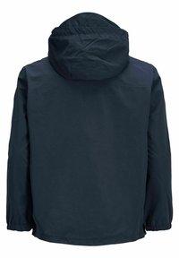 Jack & Jones - LÄSSIGE - Outdoor jacket - navy blazer - 1