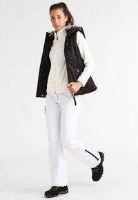 Icepeak - RIKSU - Pantaloni outdoor - white - 1