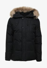 OSHAWA - Winter jacket - black