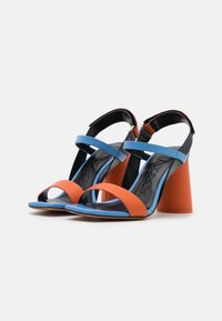 MAX&Co. - ACCORATO - High heeled sandals - midnight blue - 2
