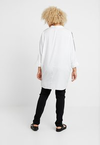 Ciso - INTEGRATED WAIST - Pantalones - black - 2