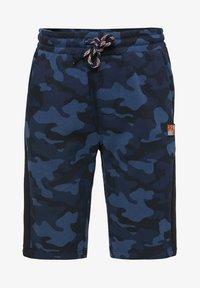 WE Fashion - Short - dark blue - 0