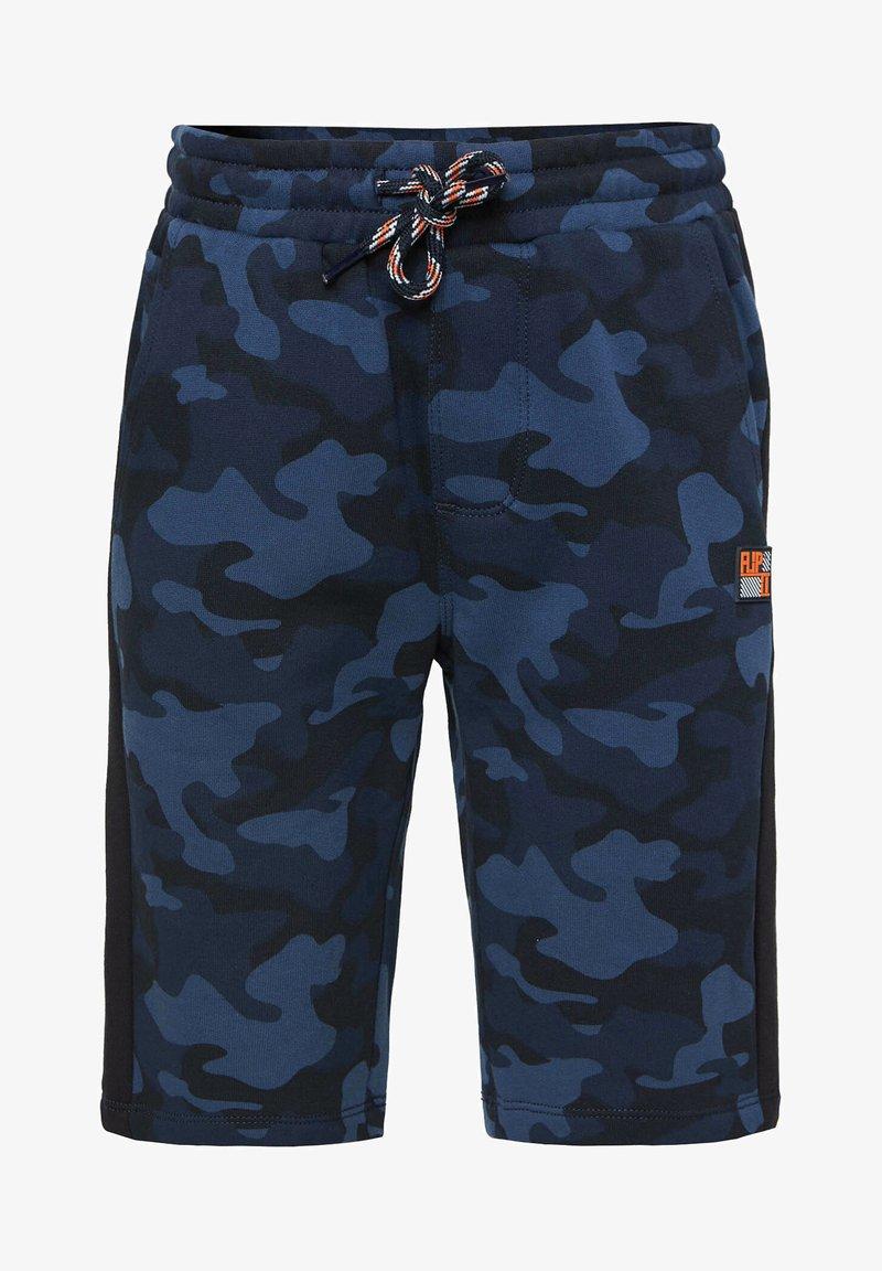 WE Fashion - Short - dark blue