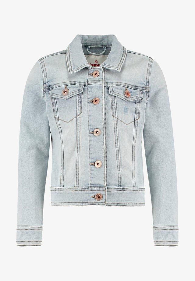 Denim jacket - light indigo