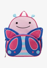 Skip Hop - ZOO BACKPACK BUTTERFLY - Rucksack - pink - 1