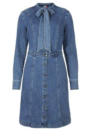 ELSPETH - Shirt dress - mittleres vintageblau