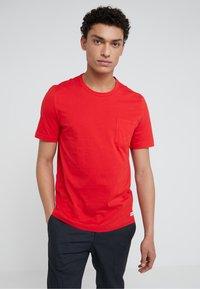 Tiger of Sweden - DIDELOT - T-shirt basic - tulip - 0