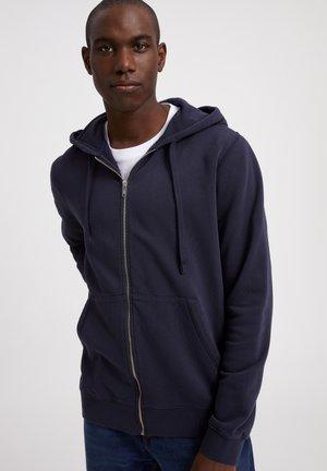 ZAAC - Zip-up hoodie - depth navy