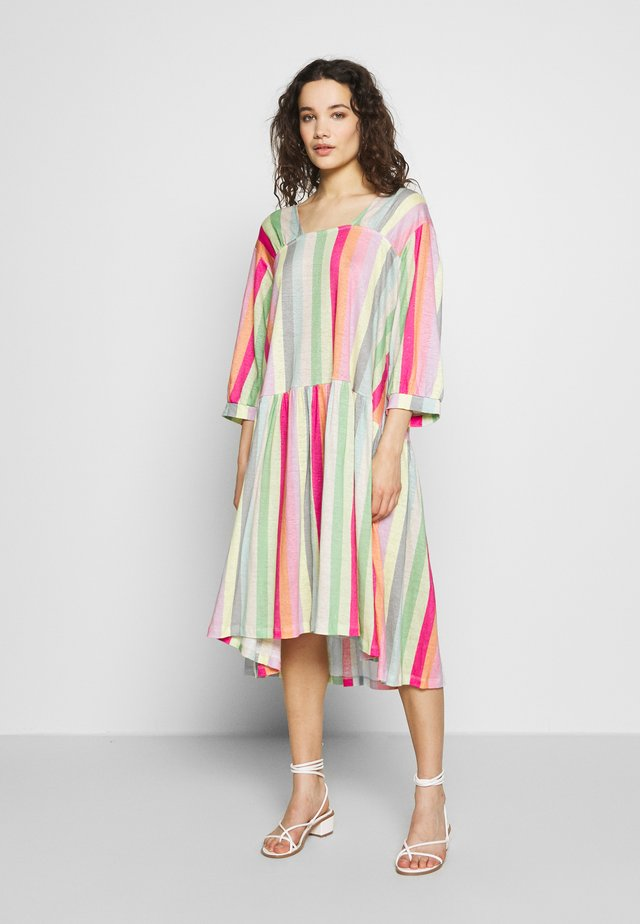STRIPE DIPA - Day dress - multi