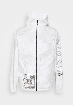 RICHARDS - Summer jacket - optical white