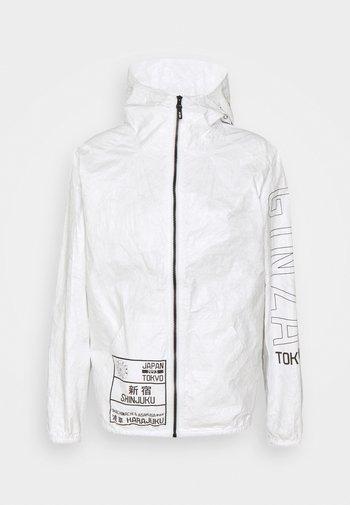 RICHARDS - Summer jacket - optical white