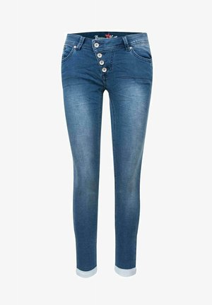 MALIBU - Jeans Skinny Fit - blue denim