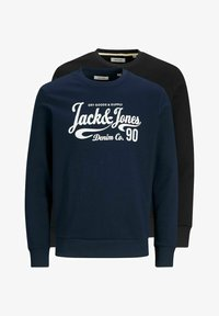 Jack & Jones - 2PACK - Sweatshirt - black - 5