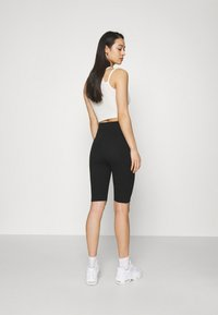 Even&Odd - 2 Pack Cycle Shorts - Shorts - black - 2