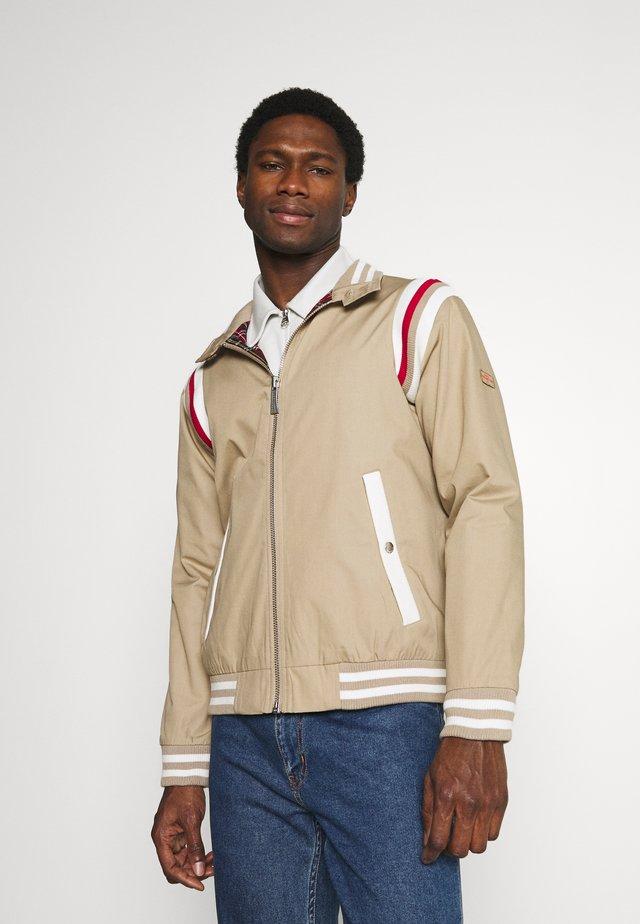 BOWLING - Summer jacket - beige