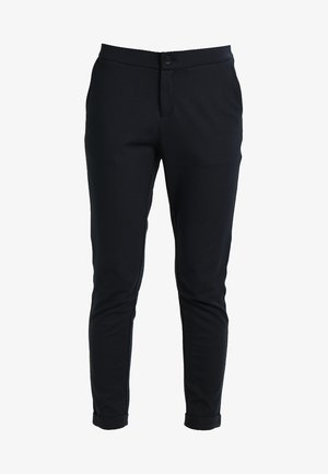 MIGHTY - Spodnie materiałowe - dark blue