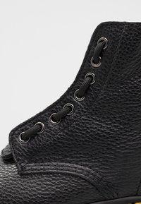 Dr. Martens - SINCLAIR - Platform ankle boots - black/aunt sally - 2
