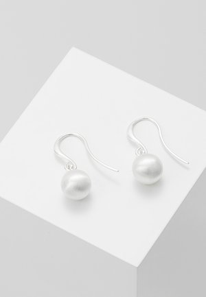 EARRINGS AMALIA - Pendientes - silver-coloured