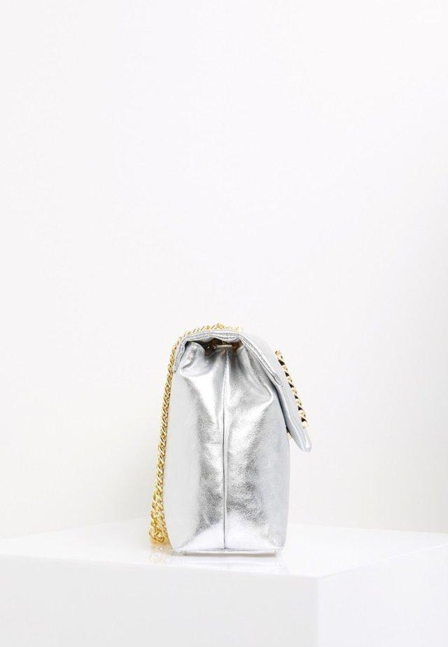 Torba na ramię - silver
