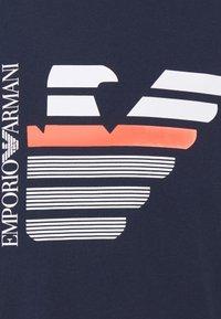 EA7 Emporio Armani - Triko spotiskem - dark blue - 7