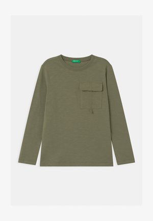 FOREST FRIENDS - T-shirt à manches longues - khaki