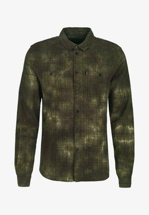 TIE-DYE HAKU - Shirt - vintage ocean grey