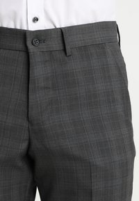 Lindbergh - MENS SUIT SLIM FIT - Completo - grey check - 7