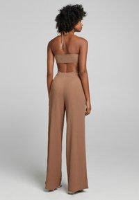 Bershka - Jumpsuit - brown - 2