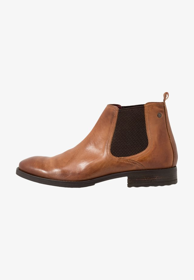 OXLEY - Classic ankle boots - burnished tan