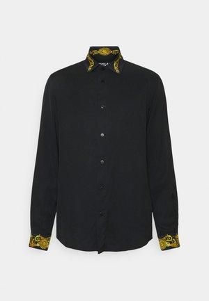 BRISCOLA - Camicia - black