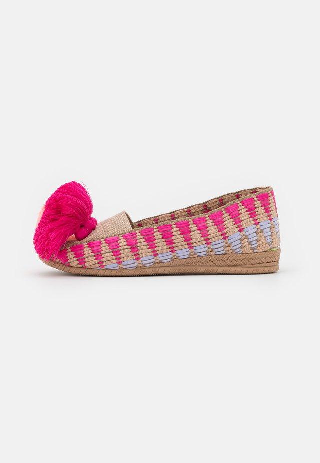 CAYENA - Loafers - magenta/rosa