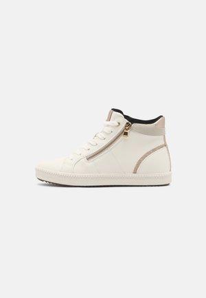 BLOMIEE - Sneakers hoog - white/off white