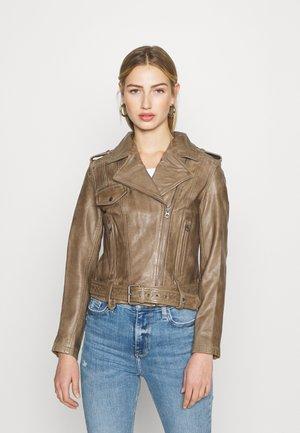 JULIETTE - Leather jacket - tetley