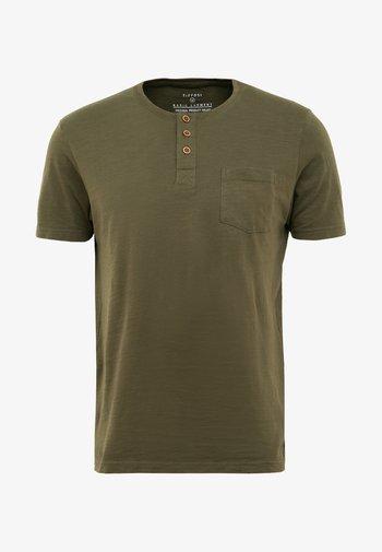 BRIAN - T-shirt med print - green