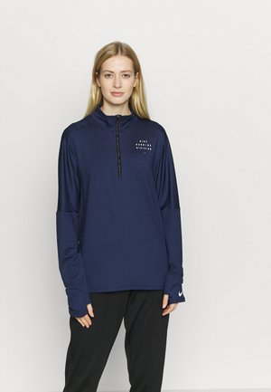 RUN  - Sportshirt - midnight navy/reflective silver
