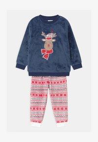OVS - PRINT APPLIQUE - Pyjama - ensign blue - 0