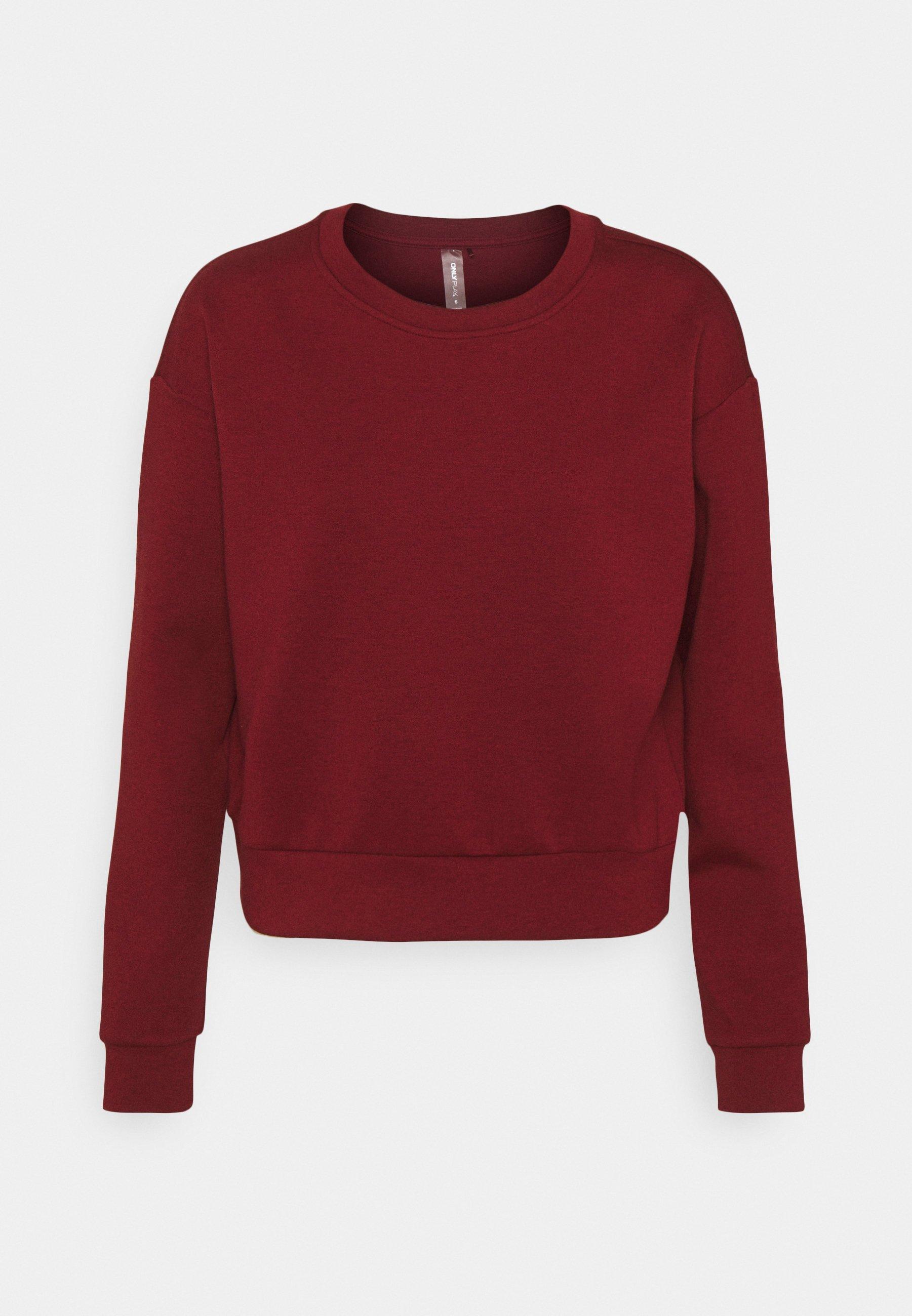 Damen ONPLOUNGE O NECK - Sweatshirt