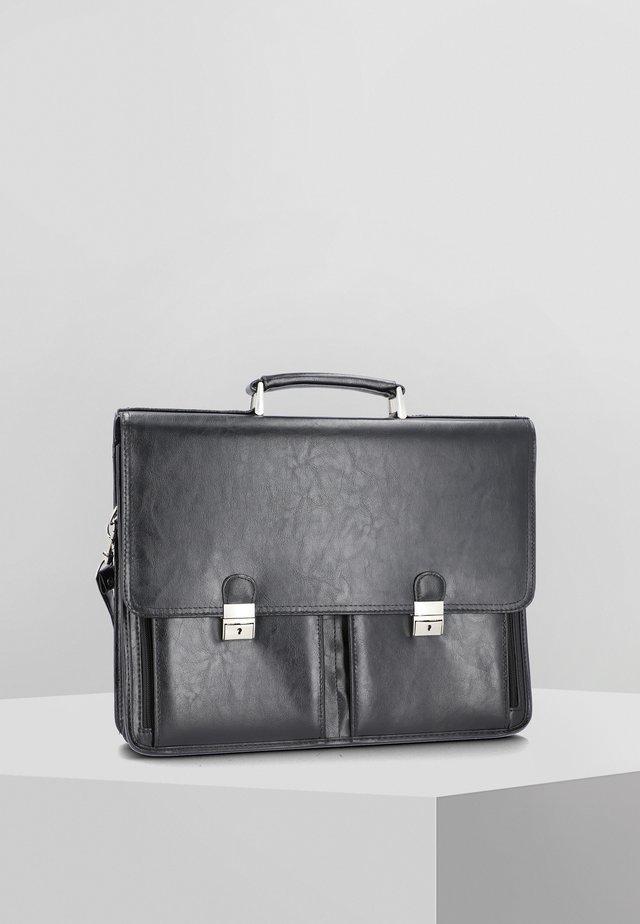 Briefcase - black