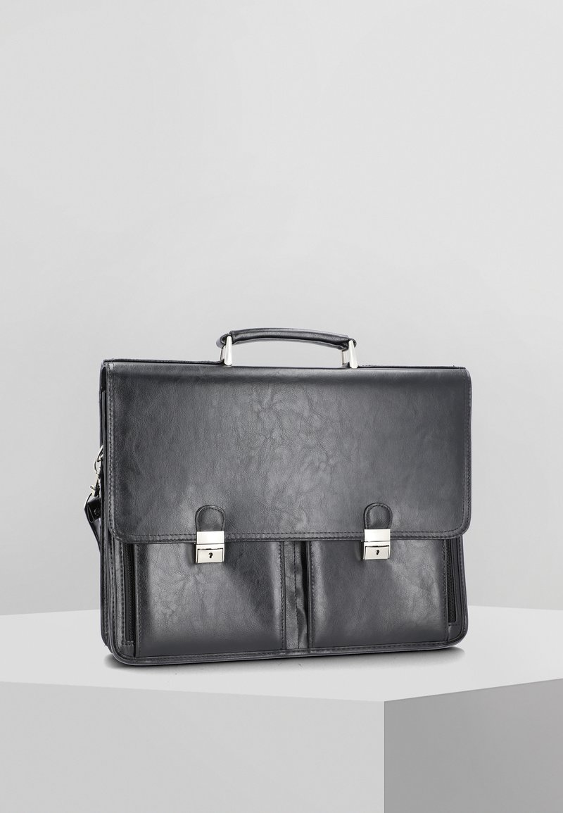 Alassio - Briefcase - black