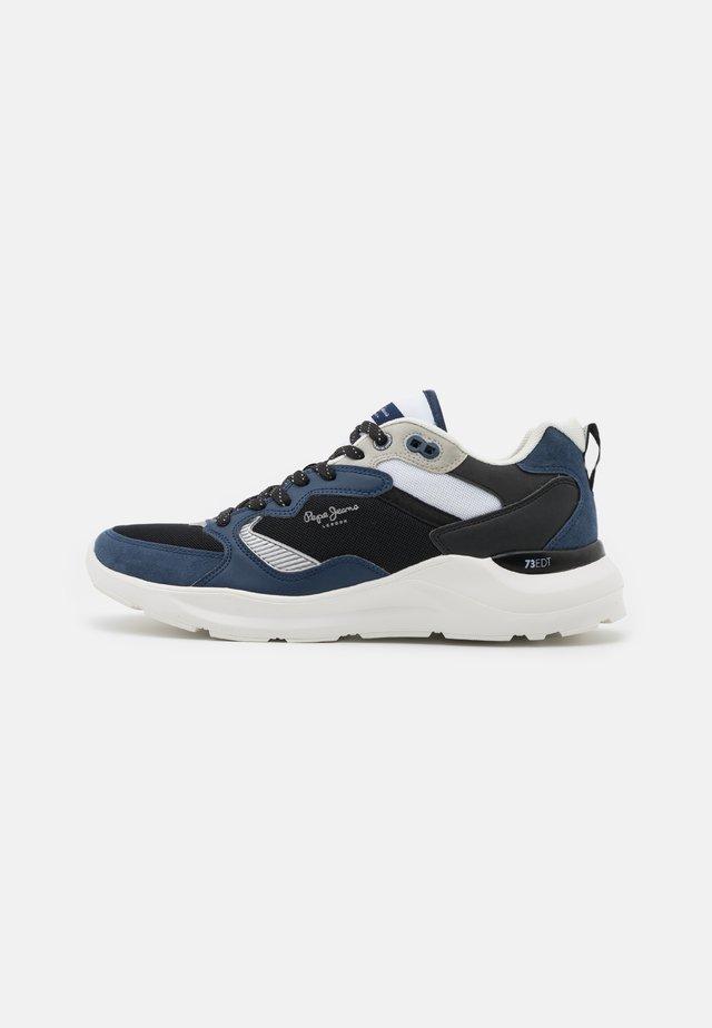 BROOKS - Sneakers laag - marine