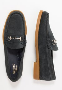 G. H. Bass & Co. - EASY WEEJUN LINCOLN - Slip-ons - navy - 1