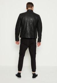 Be Edgy - KANNON - Leather jacket - black - 2
