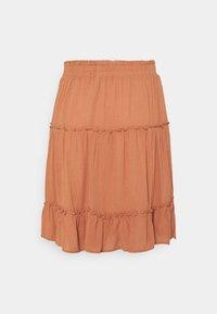 ICHI - MARRO - A-line skirt - sunburn - 1