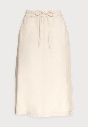 Spódnica trapezowa - summer taupe