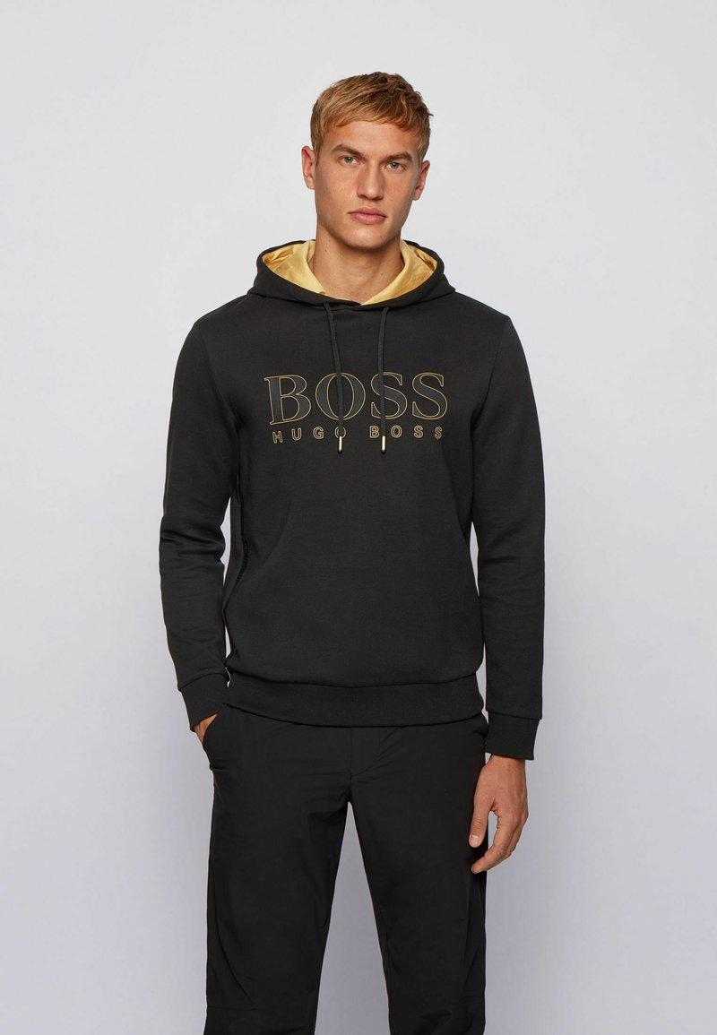 BOSS - SOODY - Sweat à capuche - black