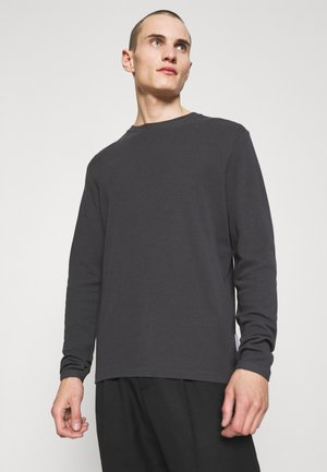 CLIVE - Long sleeved top - concrete