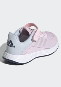 adidas Performance - DURAMO SL SHOES - Sportschoenen - clear pink/iridescent/halo blue - 3